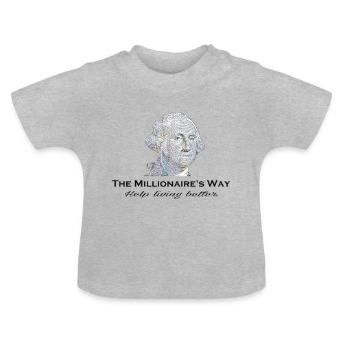 Il nostro logo - Maglietta per neonato