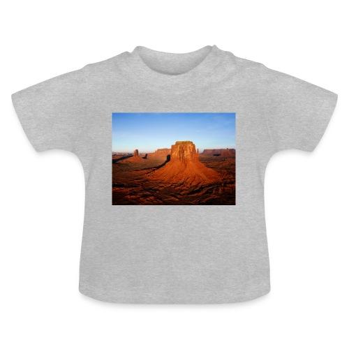 Desert - T-shirt Bébé
