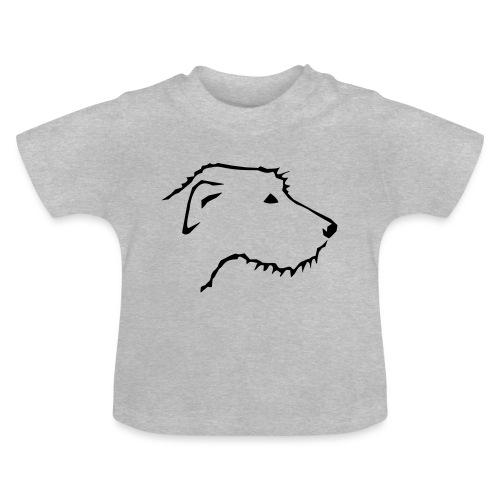 Irish Wolfhound - Baby T-Shirt