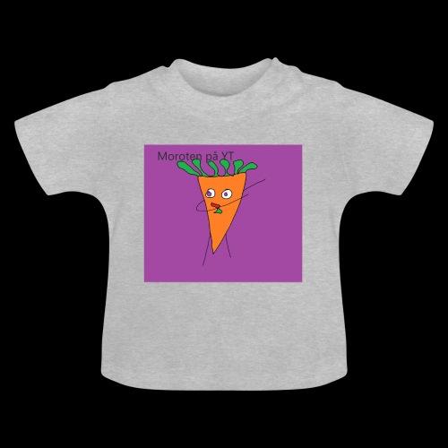 Yt logo - Baby-T-shirt