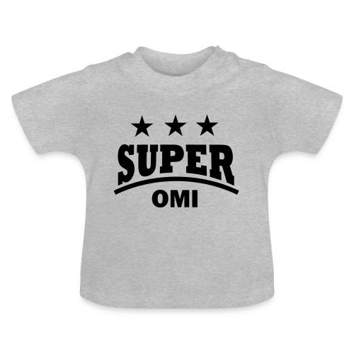 cool super omi raster - Baby T-shirt