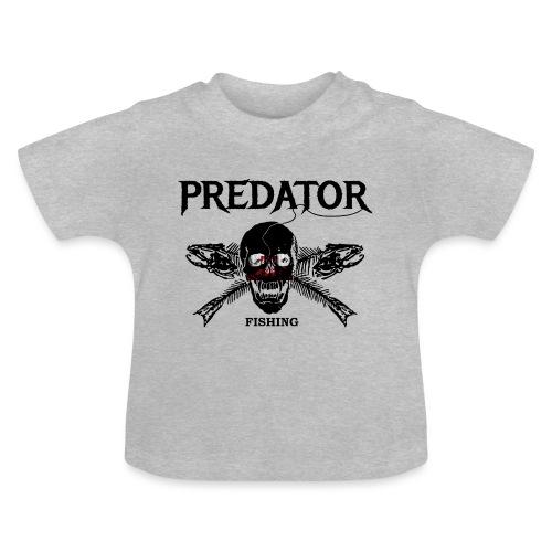predator fishing polen - Baby T-Shirt