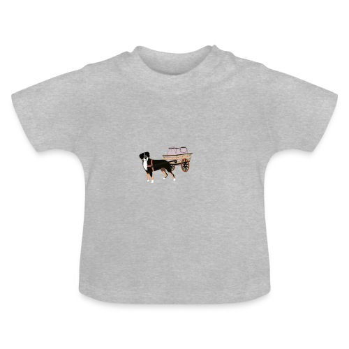 Grosser Drag - Baby-T-shirt