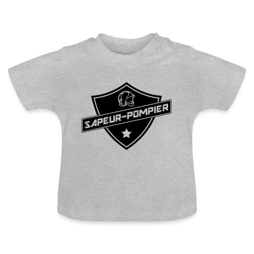 blason sapeur-pompier - T-shirt Bébé