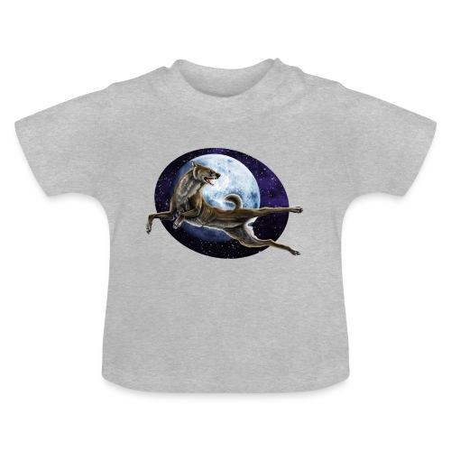 Galaxy Wolf - Baby T-Shirt