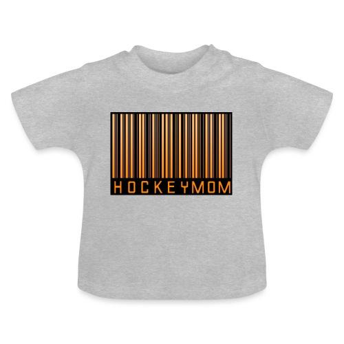 Hockey Mom Mamma Äiti Mother - Baby-T-shirt