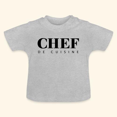 BOSS de cuisine - logotype - Baby T-Shirt