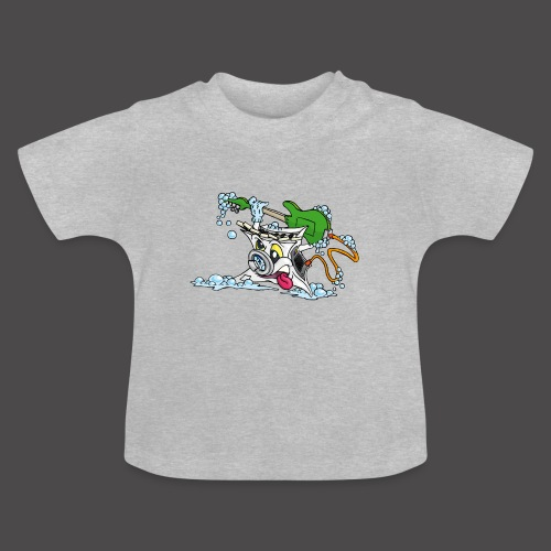 Wicked Washing Machine Wasmachine - Baby T-shirt