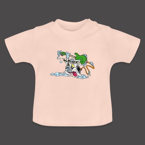 Wicked Washing Machine Wasmachine - Baby T-shirt