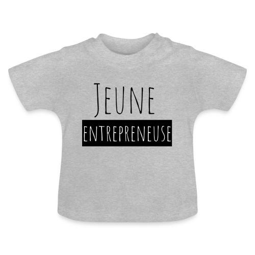 Jeune Entrepreneuse - T-shirt Bébé