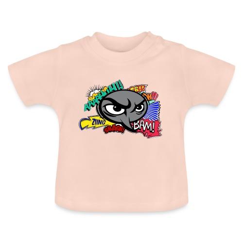 Comic's Strip - T-shirt Bébé
