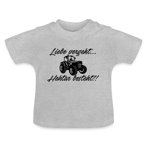 liebe vergeh - Baby T-Shirt