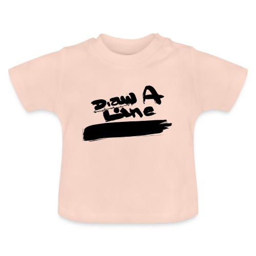 Draw A Line Stefan Lindbl - Baby-T-shirt