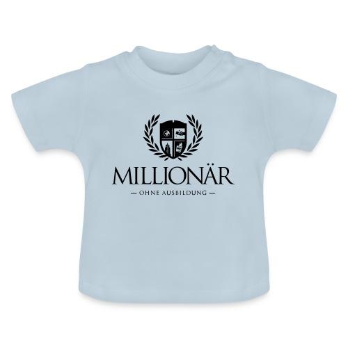 Millionär ohne Ausbildung Jacket - Baby T-Shirt
