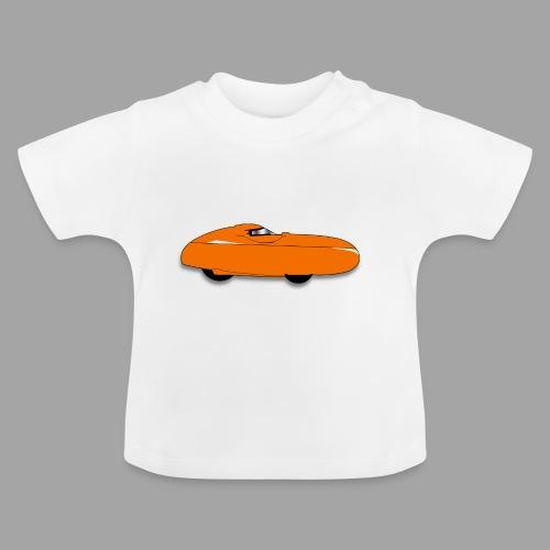 Quest velomobile - Vauvan t-paita