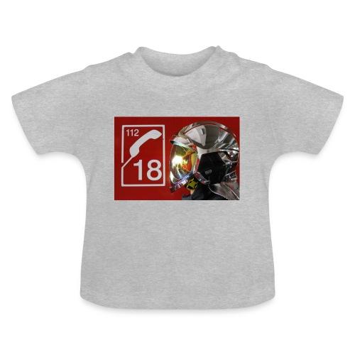 pompier 18 - T-shirt Bébé