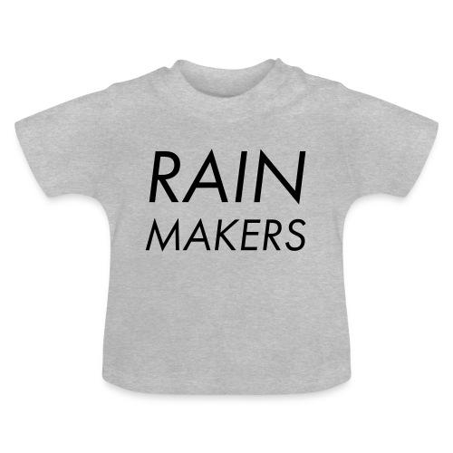 rainmakertext - Vauvan t-paita