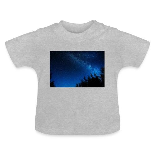 sterrenhemel afdruk/print - Baby T-shirt