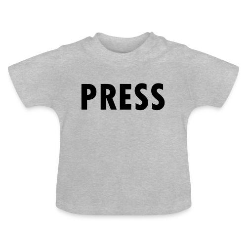 press - Baby T-Shirt