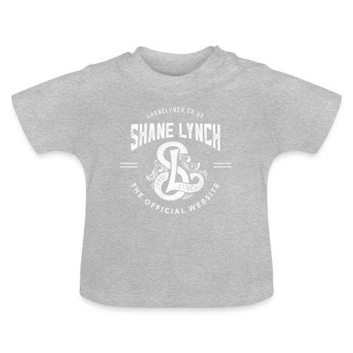 White - Shane Lynch Logo - Baby T-Shirt
