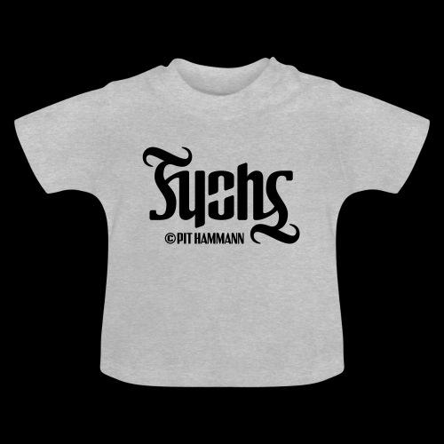 Ambigramm Fuchs 01 Pit Hammann - Baby T-Shirt