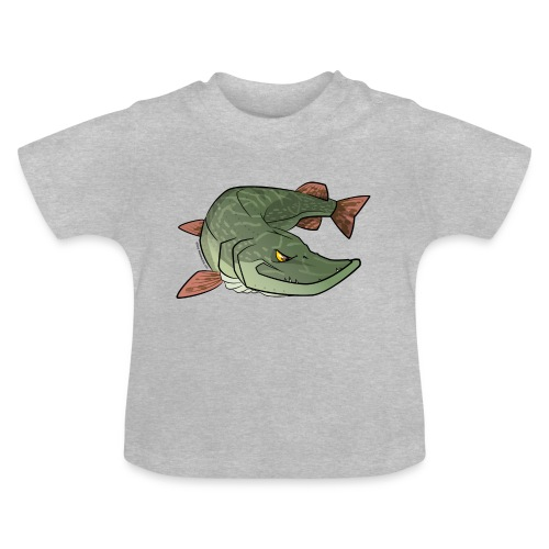 Red River: Pike - Baby T-Shirt