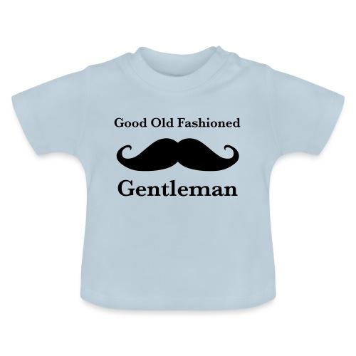 Gentleman's Moustache - Baby T-Shirt