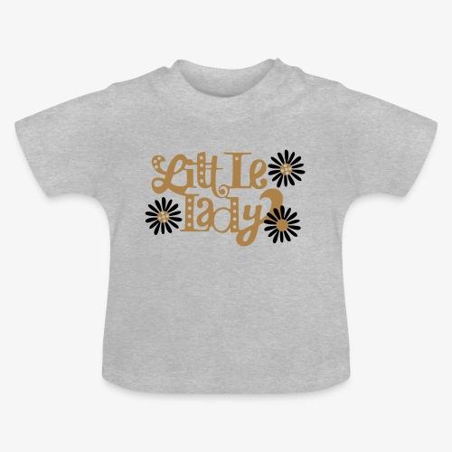 large_little-lady - T-shirt Bébé