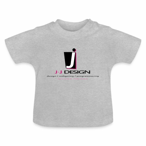 LOGO_J-J_DESIGN_FULL_for_ - Baby T-shirt