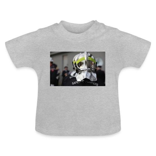 sapeurs pompiers - T-shirt Bébé