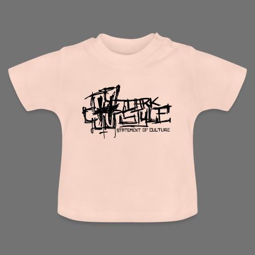 Tumma Style - Statement of Culture (musta) - Vauvan t-paita