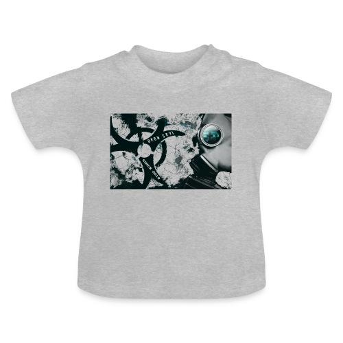 gas mask - Baby T-Shirt