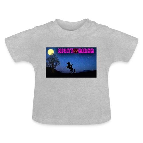 nightrider merch - Baby T-shirt