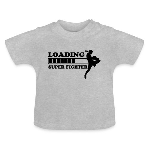 fighter loading - Baby T-shirt