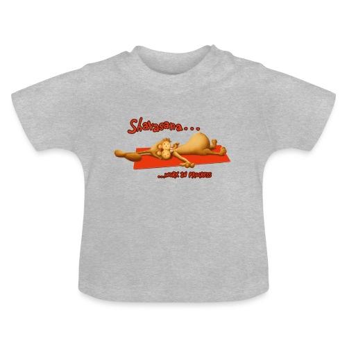 Time for Shavasana - Baby T-Shirt
