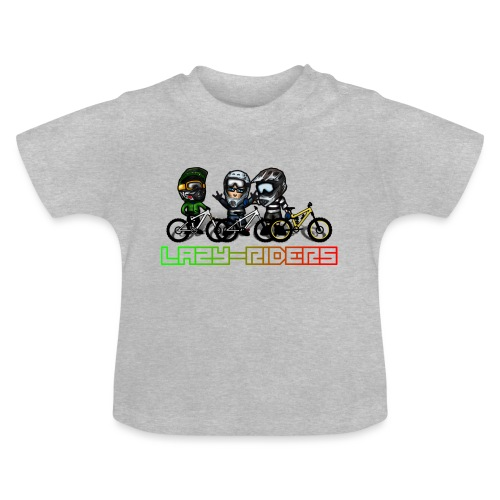 LAZY-RIDERS - Baby T-Shirt