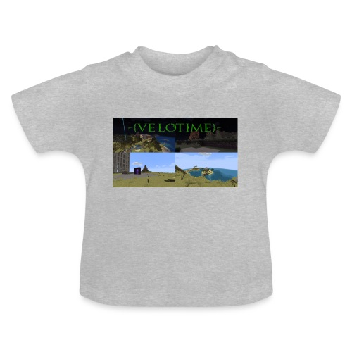 Velotime! - Baby-T-shirt