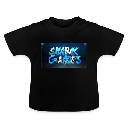 SharkGames - Maglietta per neonato