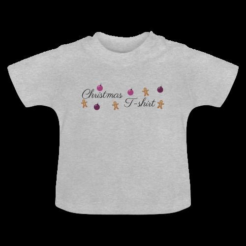 Christmas T-shirt - Baby T-Shirt