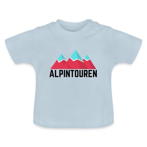 Alpintouren - Baby T-Shirt
