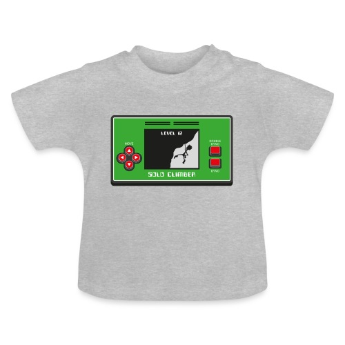 Solo Climber Telespiel - Baby T-Shirt