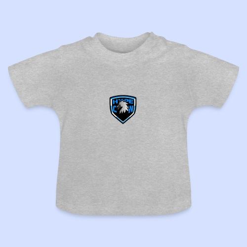 HypeCw logo (Silver) - Baby T-Shirt