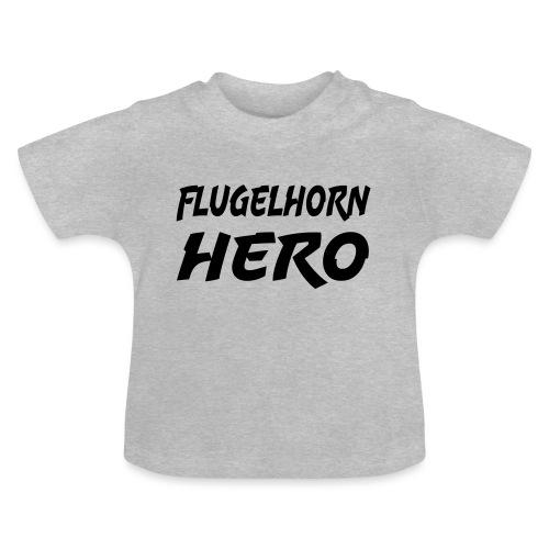 Flugelhorn Hero - Baby-T-skjorte