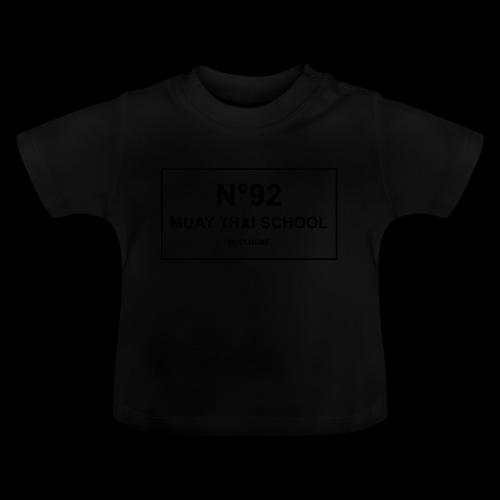 MTS92 N92 - T-shirt Bébé