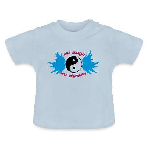 Débardeur Bio Femme Mi ange Mi démon - Baby T-Shirt