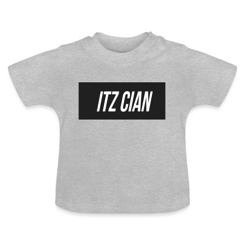 ITZ CIAN RECTANGLE - Baby T-Shirt