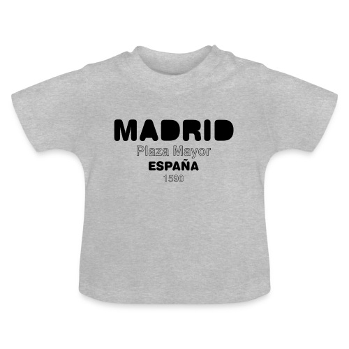 Madrid ESPAÑA - T-shirt Bébé