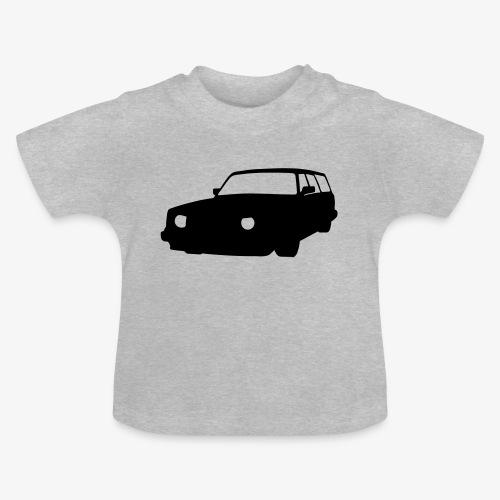 bassbrick - Baby-T-shirt