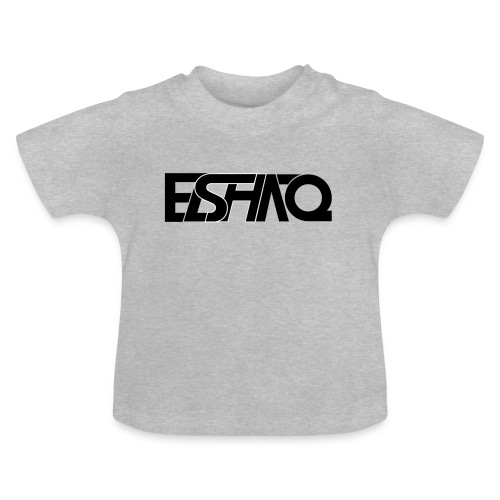 elshaq black - Baby T-Shirt