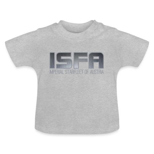 ISFA Logo Abzeichen3 - Baby T-Shirt